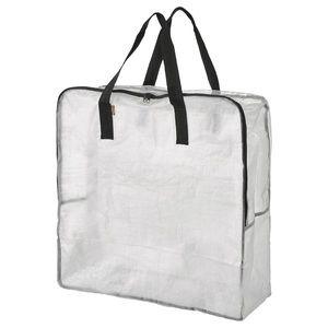 Storage bag, clear
